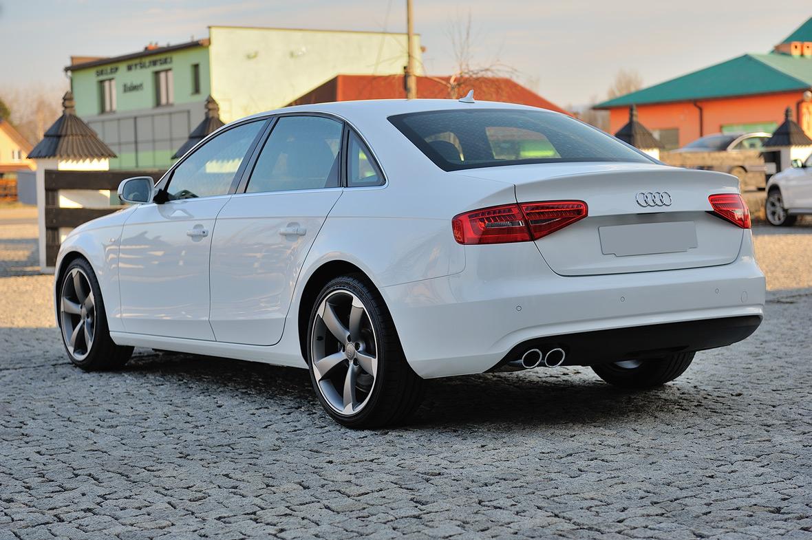 Audi A4 B8 Lift Multitronic S Line 112012r Import Samochodów Z